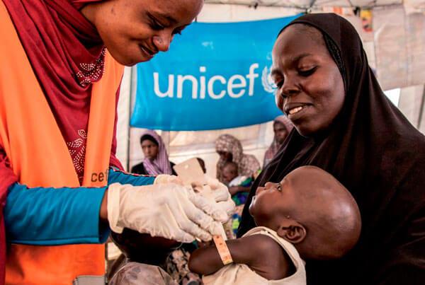 535 millones de niños viven en países en conflicto